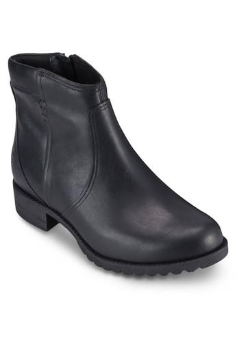 Banfield 皮革短靴, esprit 鞋女鞋, 鞋