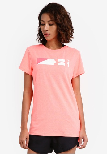 Under Armour white Sportstyle Branded Graphic Top UN337AA0SU50MY_1