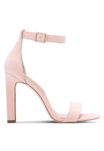 ALDO pink Figarro Heels AL087SH88YLFMY_1