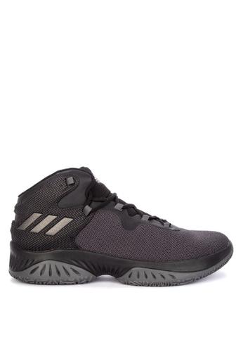 adidas black adidas explosive bounce B2B19SHFCCD0D9GS_1