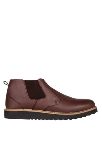 Dr. Mocc brown Boster 30-Brown C9697SH73E20B0GS_1