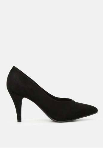 London Rag 黑色 平底芭蕾舞鞋 SH1818 5A697SHAFA12DCGS_1