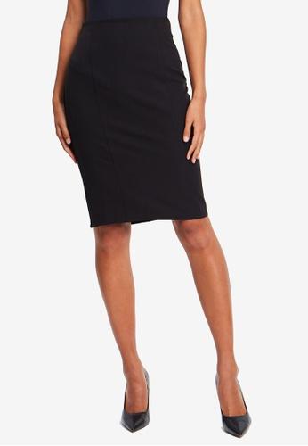 REUX black Brixton Skirt 1054CAA363D054GS_1