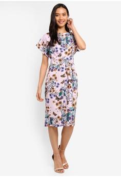 001b3007a71 55% OFF CLOSET Closet Dress With Shaped Waistband RM 429.00 NOW RM 192.90  Sizes 8 10 14 16