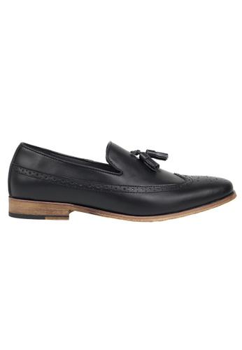 Tomaz black Tomaz F116 Tassel Loafers (BLACK) 8C801SHC1F5E91GS_1