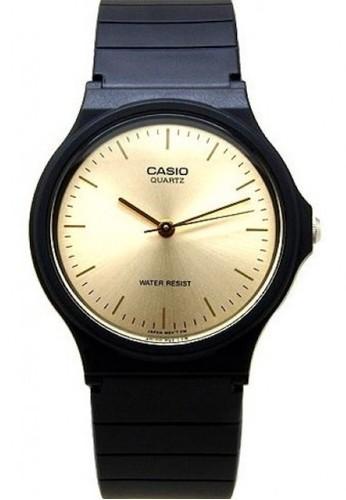 Casio black Casio Jam Tangan MQ24-9ELDF Hitam 956DDACEDE9A23GS_1