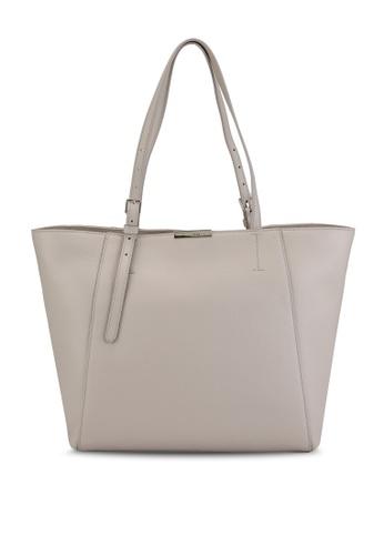 Coccinelle grey Cher Tote Bag DFA2CAC363FDFFGS_1