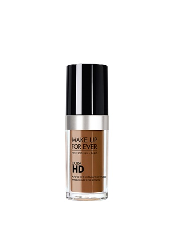 MAKE UP FOR EVER beige ULTRA HD FOUNDATION - Fluid Foundation 30ML Y535 ADCA5BE027FC0FGS_1
