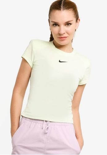Nike green Sportswear Icon Clash T-Shirt B5873AA71350E1GS_1