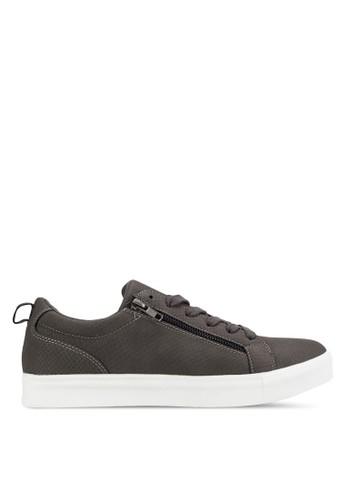 SOUTHGATE 拉鍊esprit 品牌細節綁帶休閒鞋, 鞋, 鞋