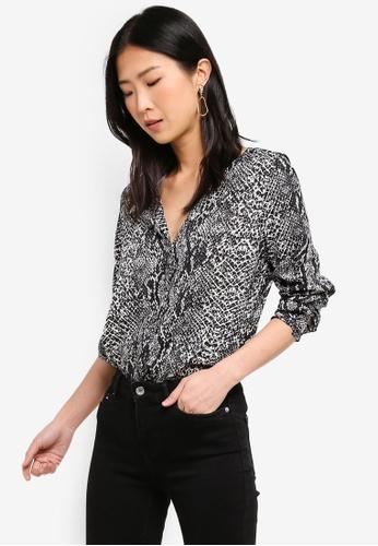 48e4506c7d1dc Buy Vero Moda Grace L S Top Online on ZALORA Singapore
