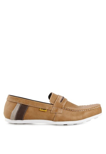 CATCHEER brown Robert Casual Shoes CA976SH99YEYID_1