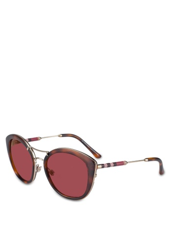 Burberry brown Heritage BE4251Q Sunglasses 92919GL74C2AE9GS_1