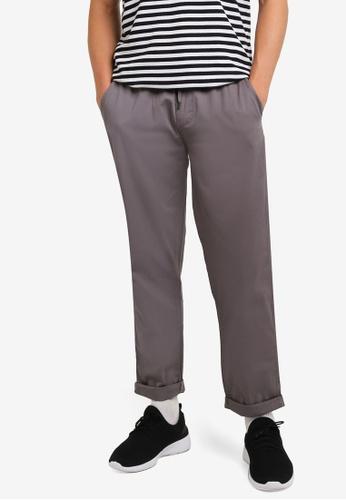 Factorie grey Ollie Pants FA880AA0RPLTMY_1