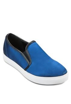 Textured Slip On Skate Shoes
