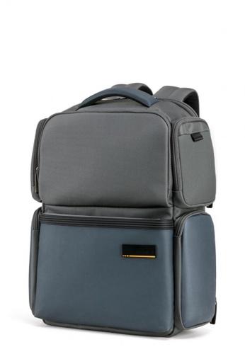 "Samsonite grey Samsonite Cityscape II LP Backpack 15.6"" S 41006AC75EF8C7GS_1"