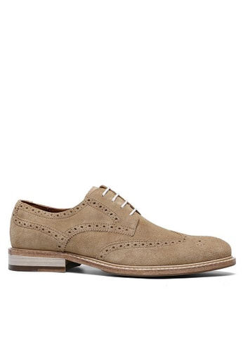 Twenty Eight Shoes Vintage Suede Oxford DS6908 F75A1SHD089AFDGS_1