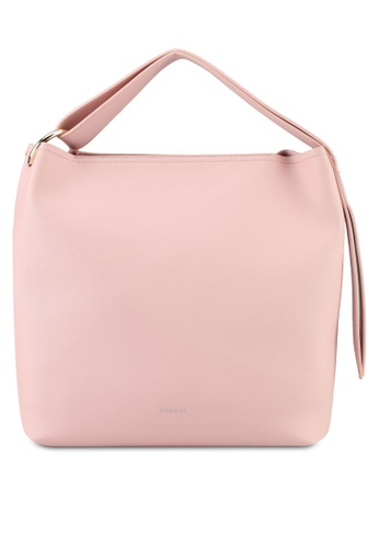 VINCCI pink Shoulder Bag 0ED41ACBC38E3DGS_1