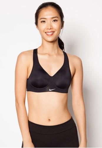 Nike black and white Nike Pro Rival NI126US51KJOID_1