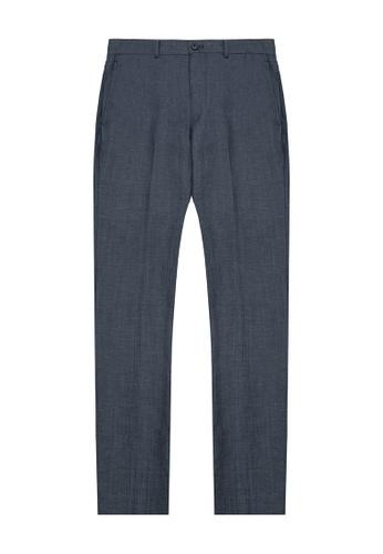 Kent and Curwen blue Blue  Pants B6A78AAA7B2778GS_1