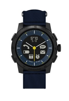 COOKOO Connected Watch - Blue