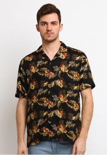 Poshboy black Poshboy Shirt Cordoba C0E23AA9E84FE4GS_1
