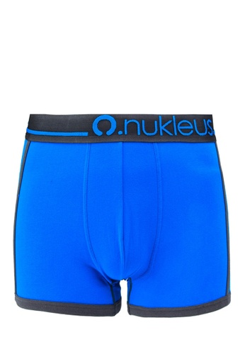 Nukleus red and navy Heart & Soul - Trunks E5D8EAA8EE05E4GS_1