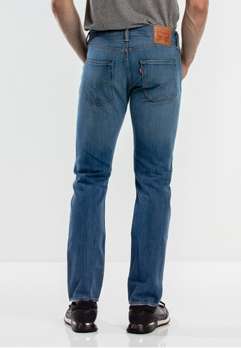 Levi's blue Levi's 501® Original Fit Jeans 58B3DAAD269320GS_1