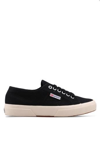 Superga black Cotu Classic Sneakers 07A93SH341E88CGS_1