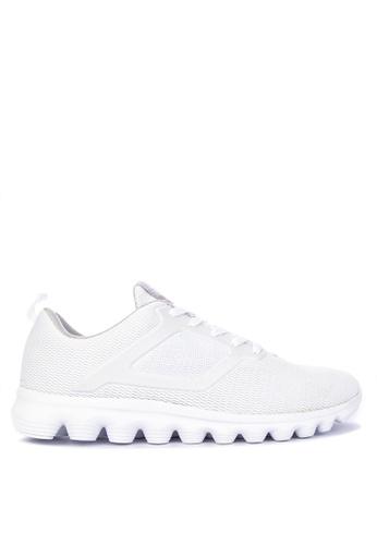 PEAK white E81077H Spring 360 Men's Sports Running Shoes 7578CSH16171F4GS_1