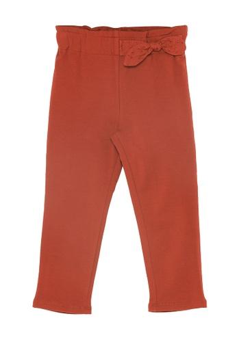 NAME IT red Ova Sweatpants 19D1FKA206E542GS_1