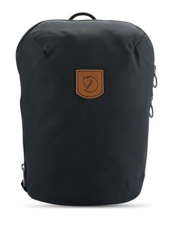 52b92443d2 Buy Fjallraven Kanken Black Kiruna Small Backpack Online on ZALORA ...