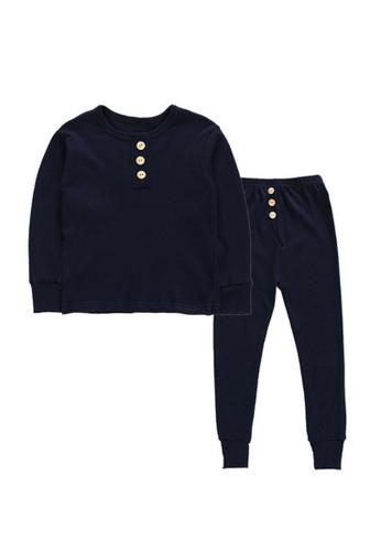 RAISING LITTLE black Eiko Loungewear 0344CKA5BB18F4GS_1