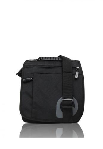 Attraxion Men's and Accessories black Attraxion Scott 3003 Men's Crossbody Bag AT259AC0JTCXPH_1