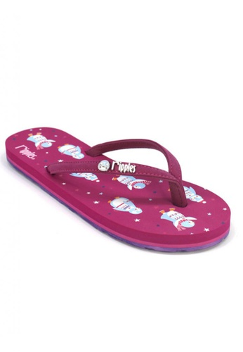 e355cb0d490bb6 Buy Ripples Penguins Flip Flops Online on ZALORA Singapore