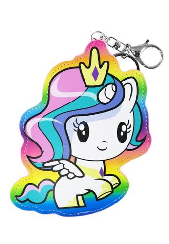 My Little Pony multi My Little Pony Cutie Mark 3D Shape Coin Purse (Princess Celestia) 9282BKCBC059C7GS_1