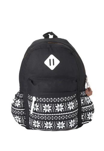 Sogno black Men Backpack SMM 550 C7284AC9080812GS_1