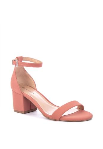 c68eed56ab9b Shop Call It Spring Borewiel Heeled Sandals Online on ZALORA Philippines