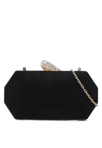 Papillon Clutch black Golden Gemstone Clutch 1B72BACA906FC9GS_1