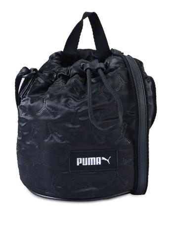 PUMA black Classics Small Bucket Bag EDD52AC33F8D4BGS_1