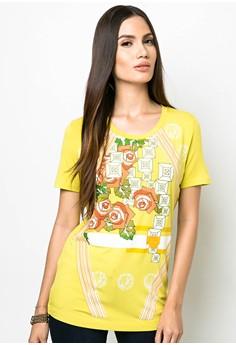 Bis Print Tanto T-Shirt