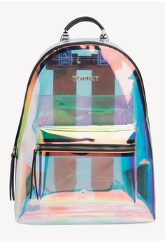 1fef4091 Tommy Hilfiger multi ICONIC TOMMY BACKPACK IRRI 29546AC81FD317GS_1