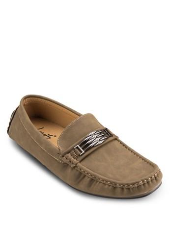 金屬飾休閒樂福鞋, 鞋, esprit outlet 高雄船型鞋