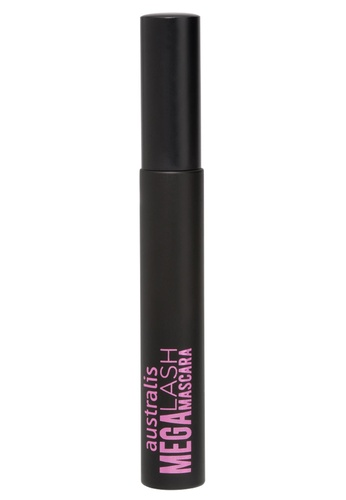 Australis Mega Lash Mascara - Waterproof Black AU782BE27DAUSG_1