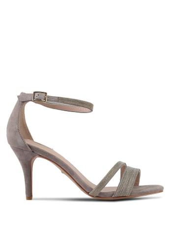 Carvela KG grey Embellished High Heels A43C8SH4FCB52FGS_1