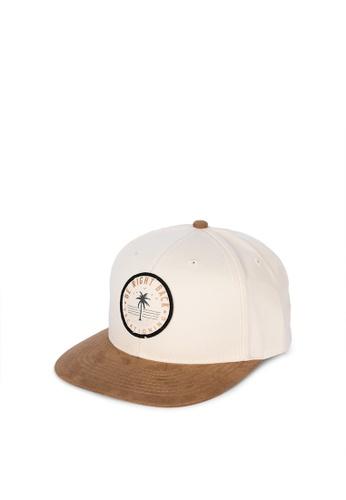 H&M white Cap with an applique 99ACFACDA8DC73GS_1