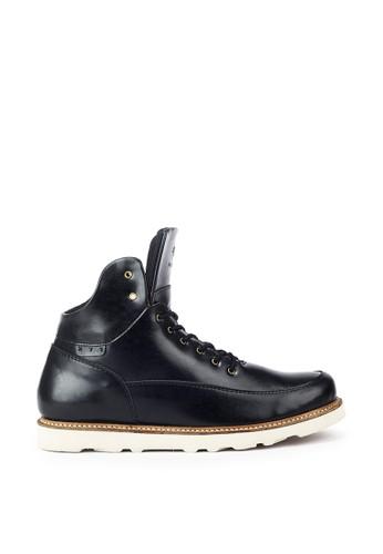 Navara black Herrick Black Boots 6524DSH4152053GS_1