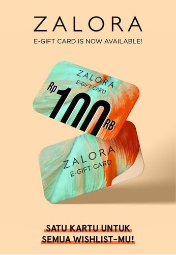 Jual Zalora Zalora E Gift Voucher 100 000 Original Zalora Indonesia