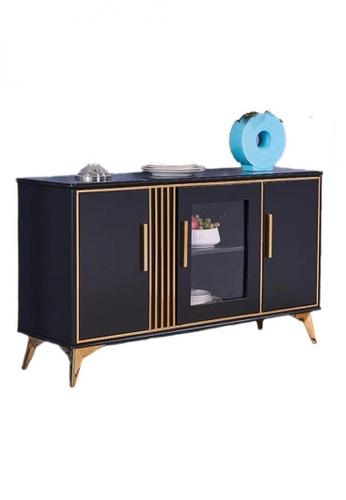 Choice Furniture gold Choice Furniture - Silas TV Sideboard F635BHL719F012GS_1