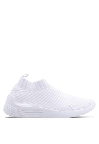 Rubi 白色 懶人運動鞋 8BE71SH06E7281GS_1
